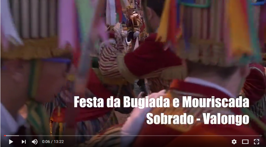 Promotional video of the Feast of St. John of Sobrado (Valongo) in the framework of a project led by CECS