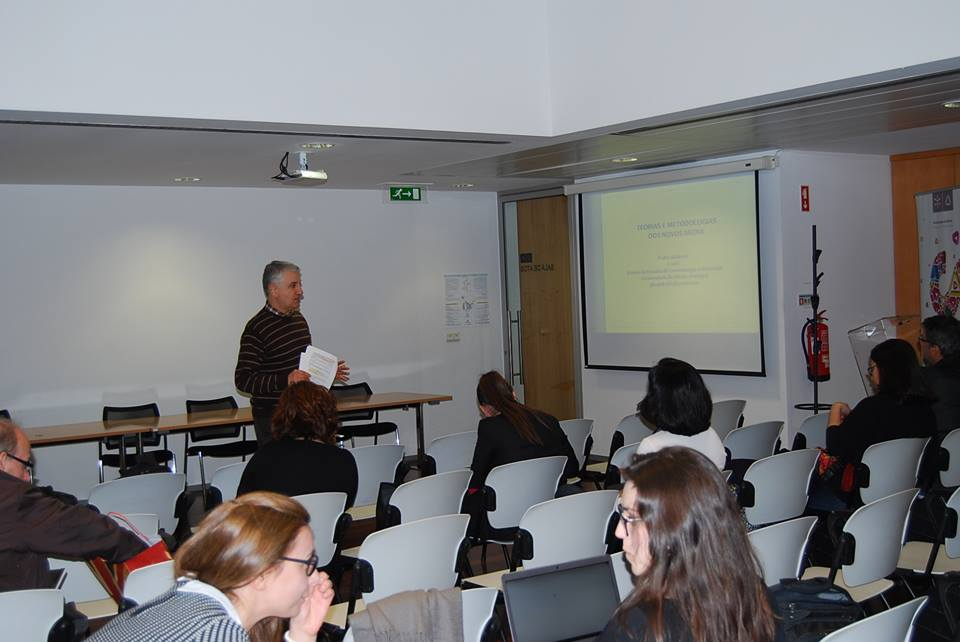 """CECS organizes complementary training actions – FCT PhD in """"Communication Studies: Technology, Culture and Society"""""""