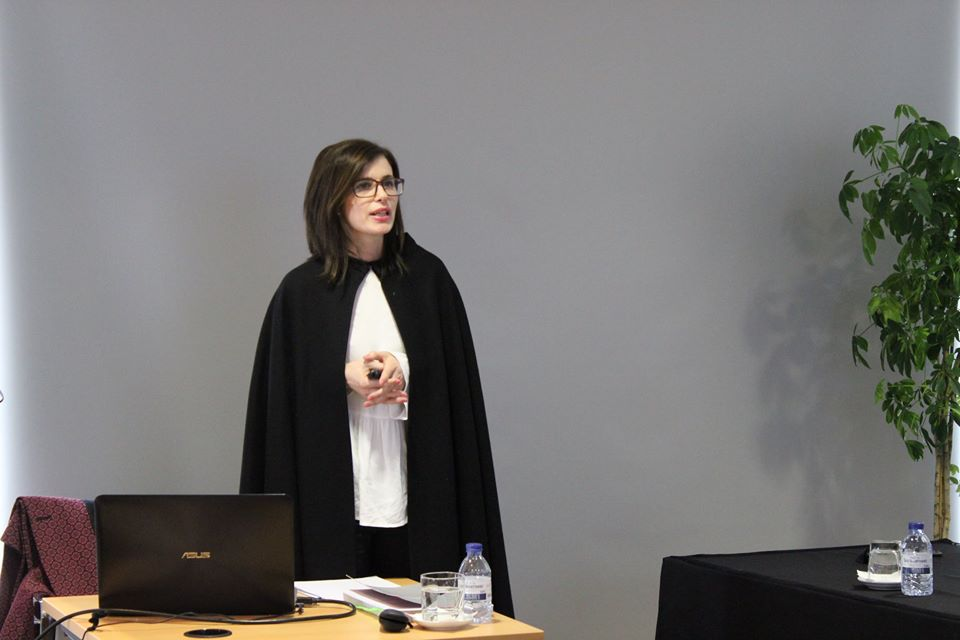 Isabel Macedo: new PhD in Cultural Studies