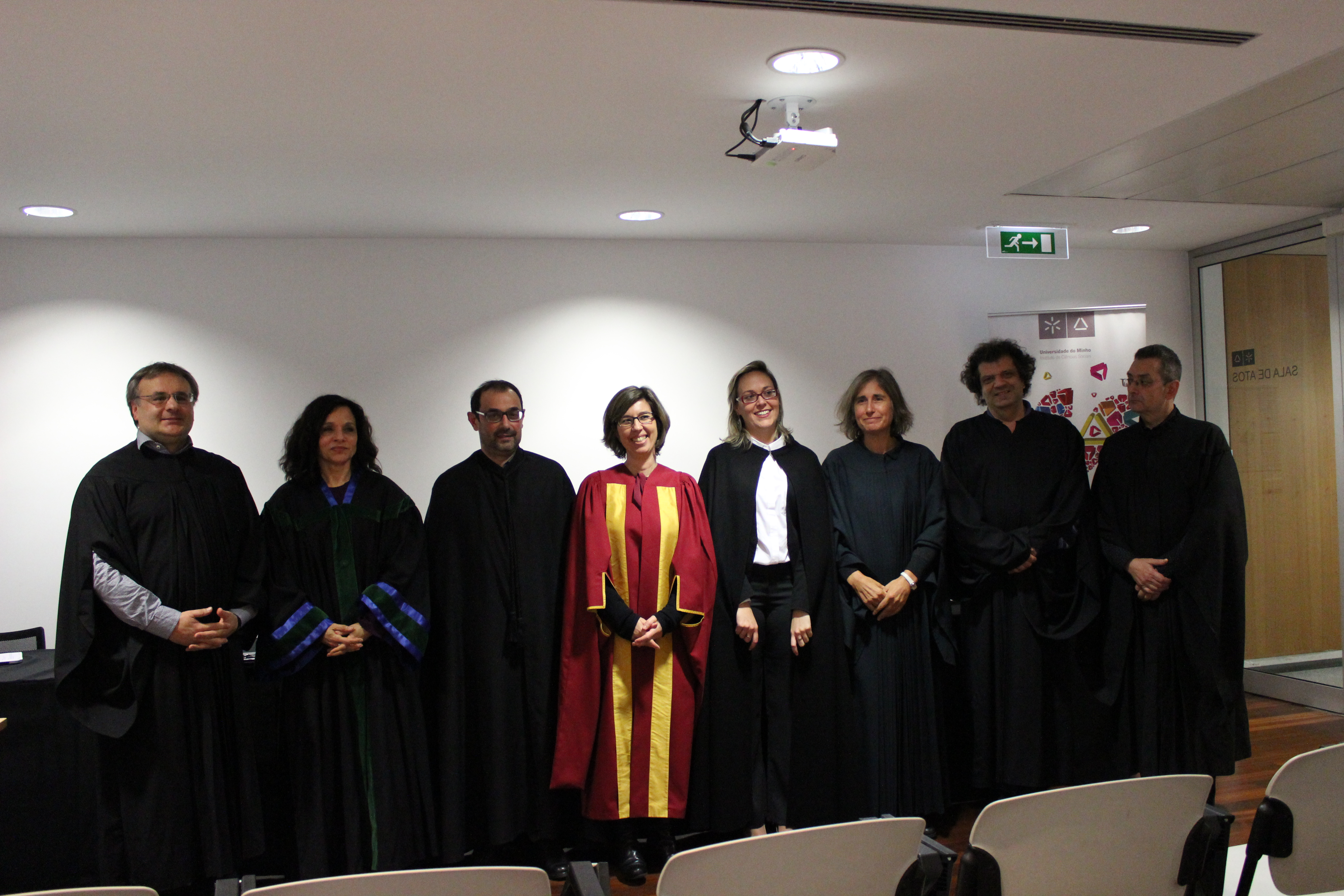 Julia Alves Brazil: new PhD in Cultural Studies