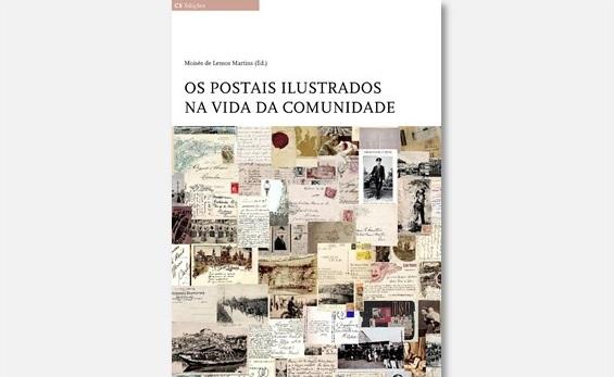 """Publicação do eBook """"Os postais ilustrados na vida da comunidade"""""""
