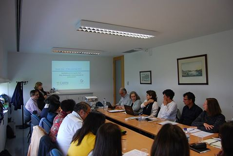 CECS hosted a seminar on Research-Action methodologies