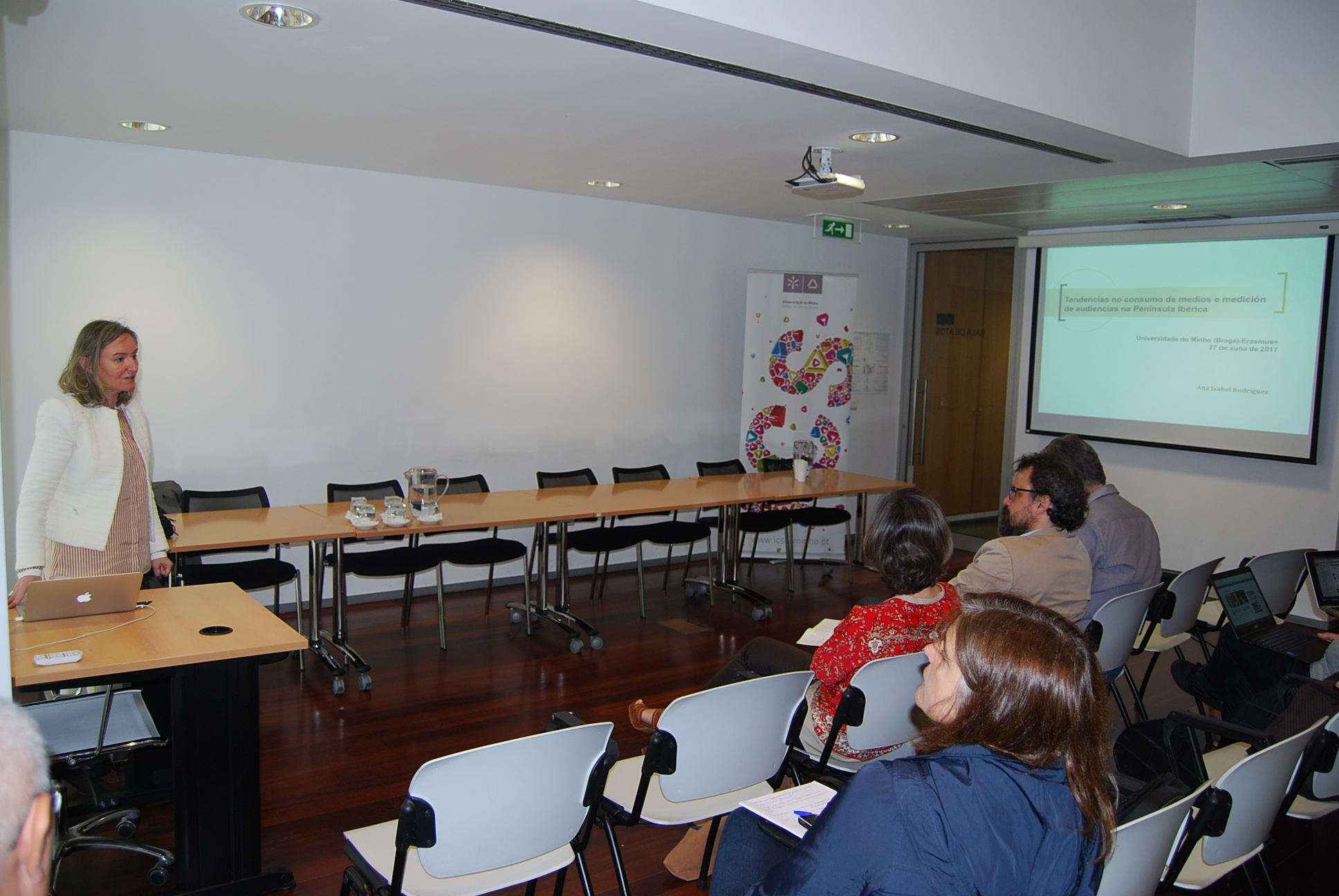 Seminário debateu consumo e medição de audiências e a emergência dos média hiperlocais na Península Ibérica