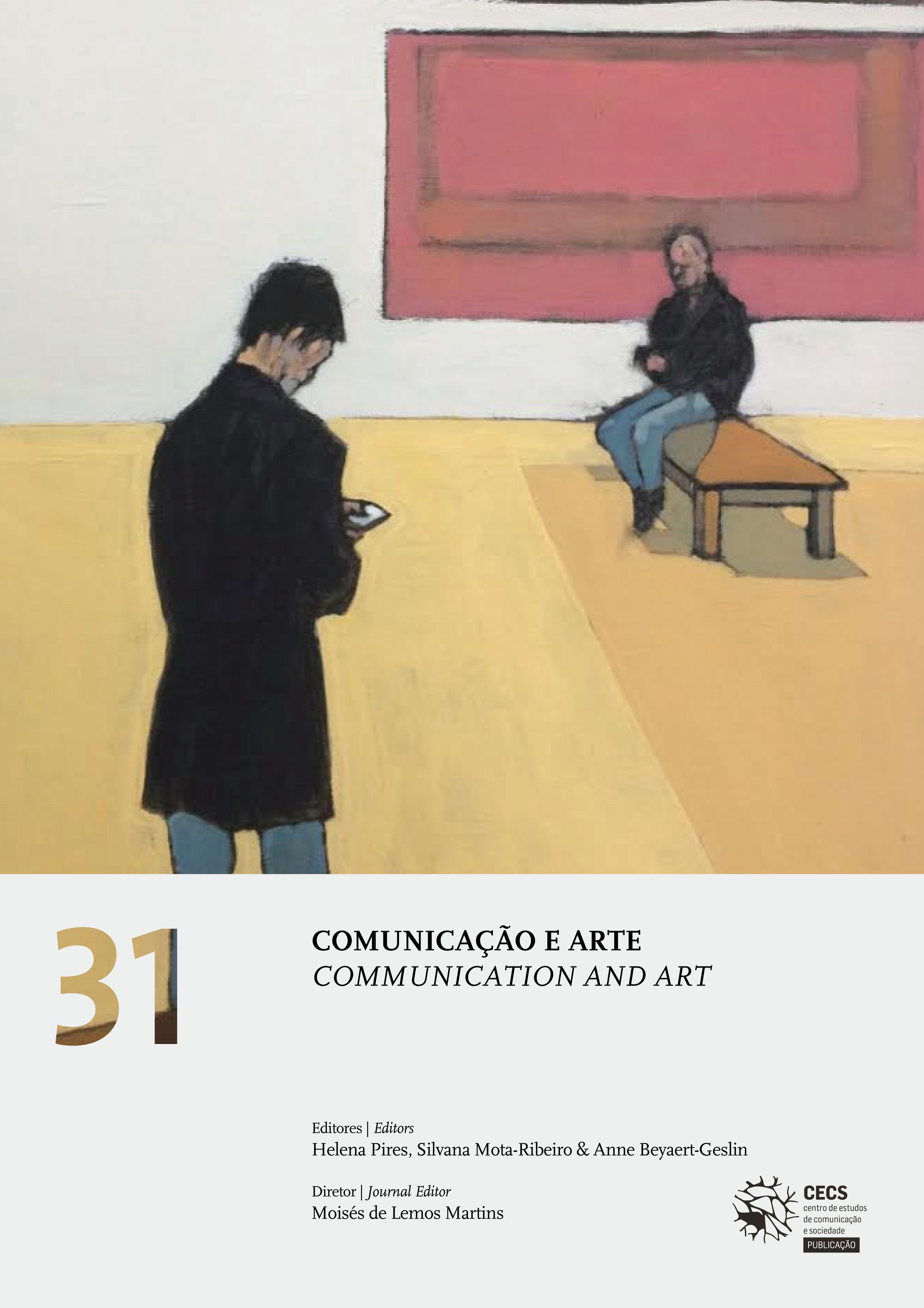 """CFP: """"Fotografia e género"""", número temático de Comunicação e Sociedade."""
