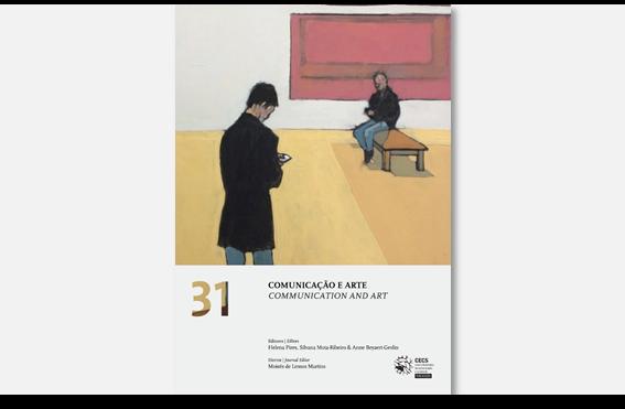 Comunicação e Sociedade nº 31 – Communication and art