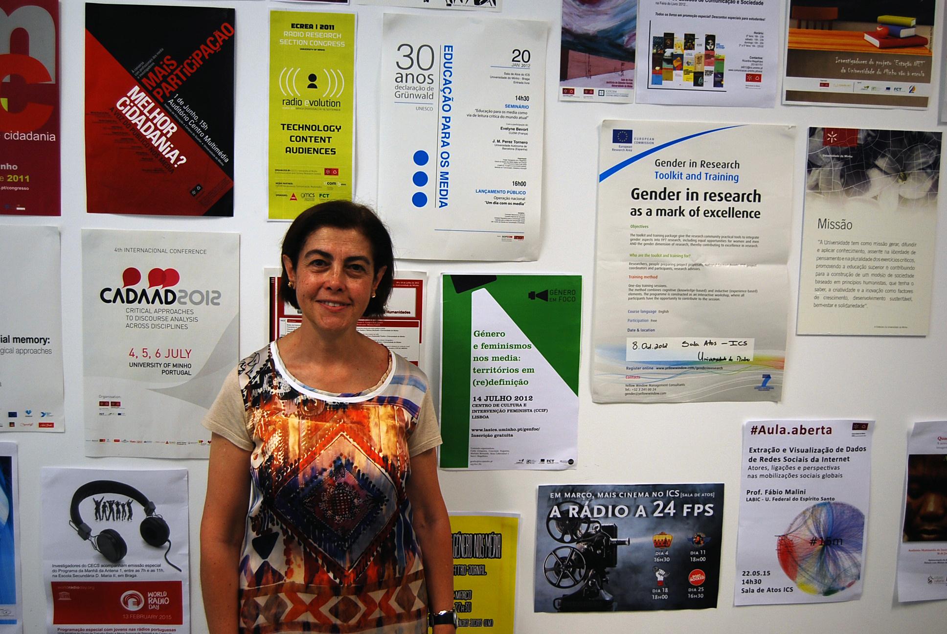 Interview with María Jesús Díaz González