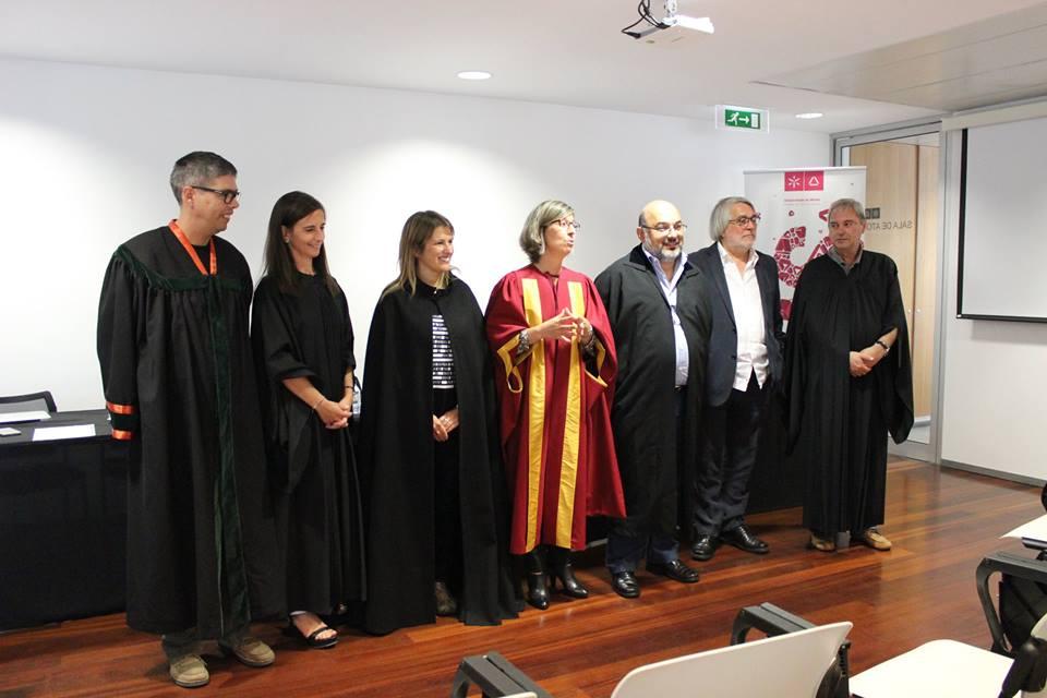 Sílvia Raquel Barros Pinto: nova doutora em Ciências da Comunicação