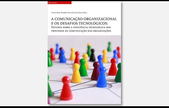 """ebook """"A Comunicação Organizacional e os desafios tecnológicos"""""""