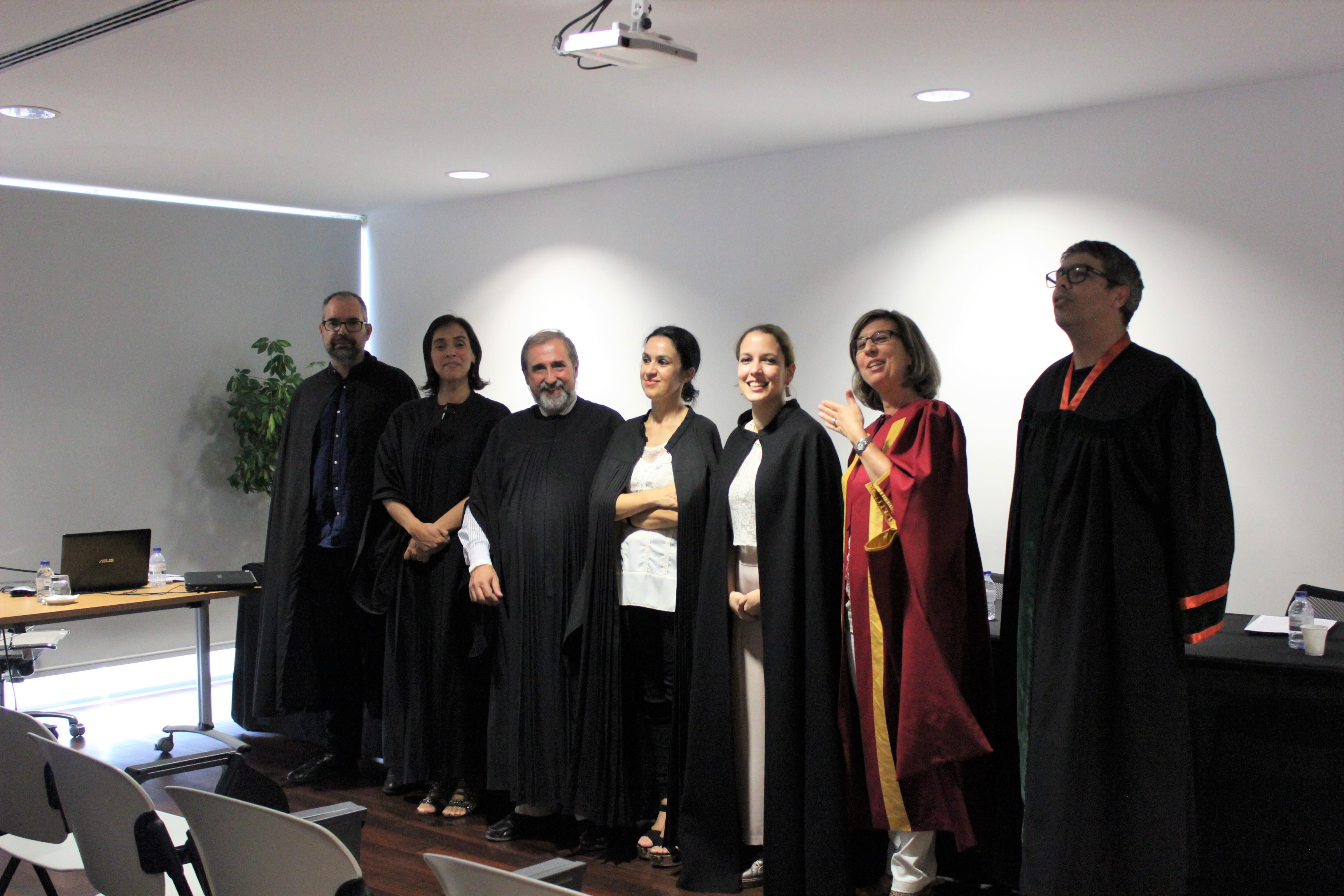 Inês Rebanda Coelho: nova doutora em Ciências da Comunicação