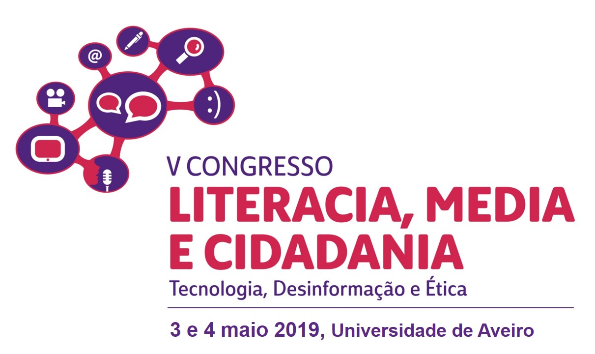 V Congress Literacy, Media and Citizenship: Call for papers until 15 January 2019
