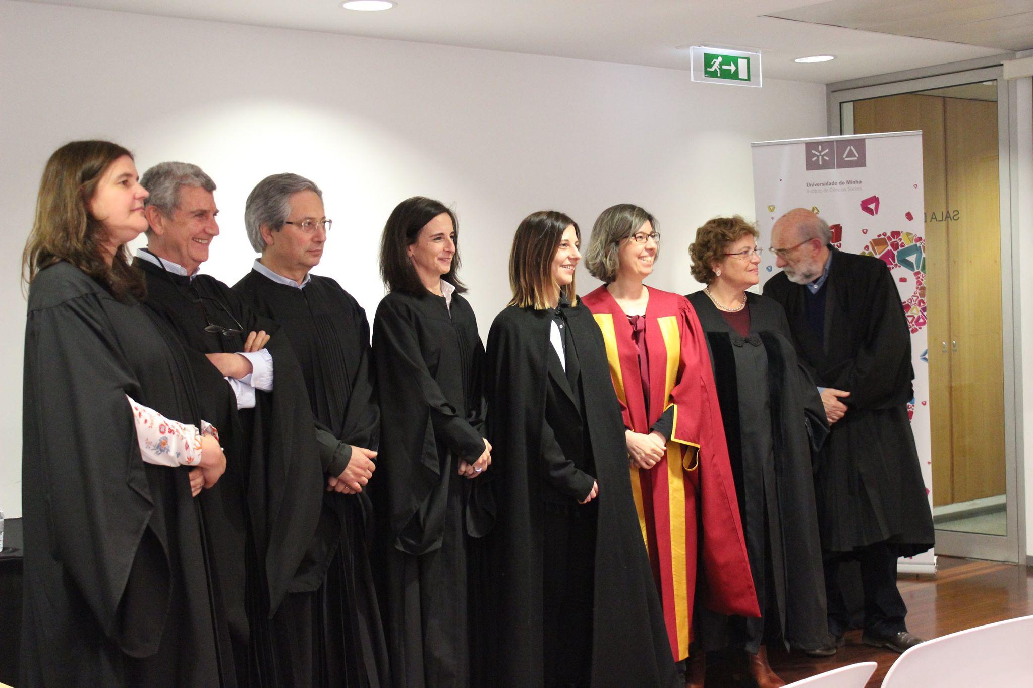 Ana Melro: nova doutora em Ciências da Comunicação