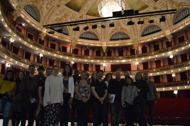 Doutorandos de Estudos Culturais visitam instituições culturais de Braga