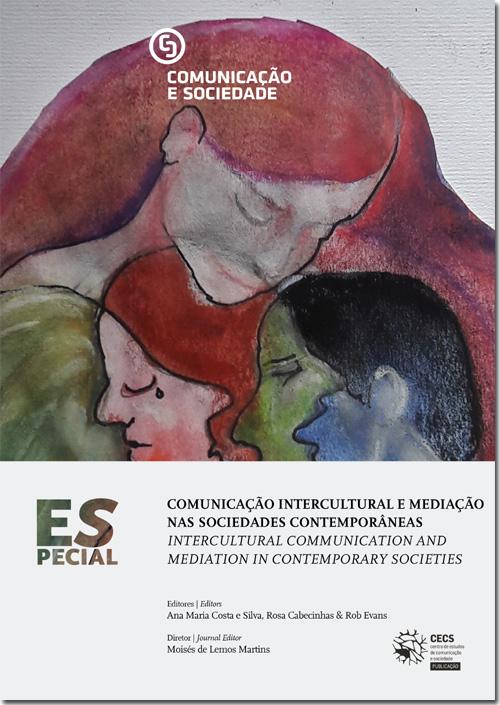 """Disponível volume especial da revista Comunicação e Sociedade sobre """"Comunicação intercultural e mediação nas sociedades contemporâneas"""""""