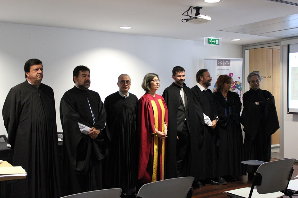 Rui Ferreira: new PhD in Cultural Studies