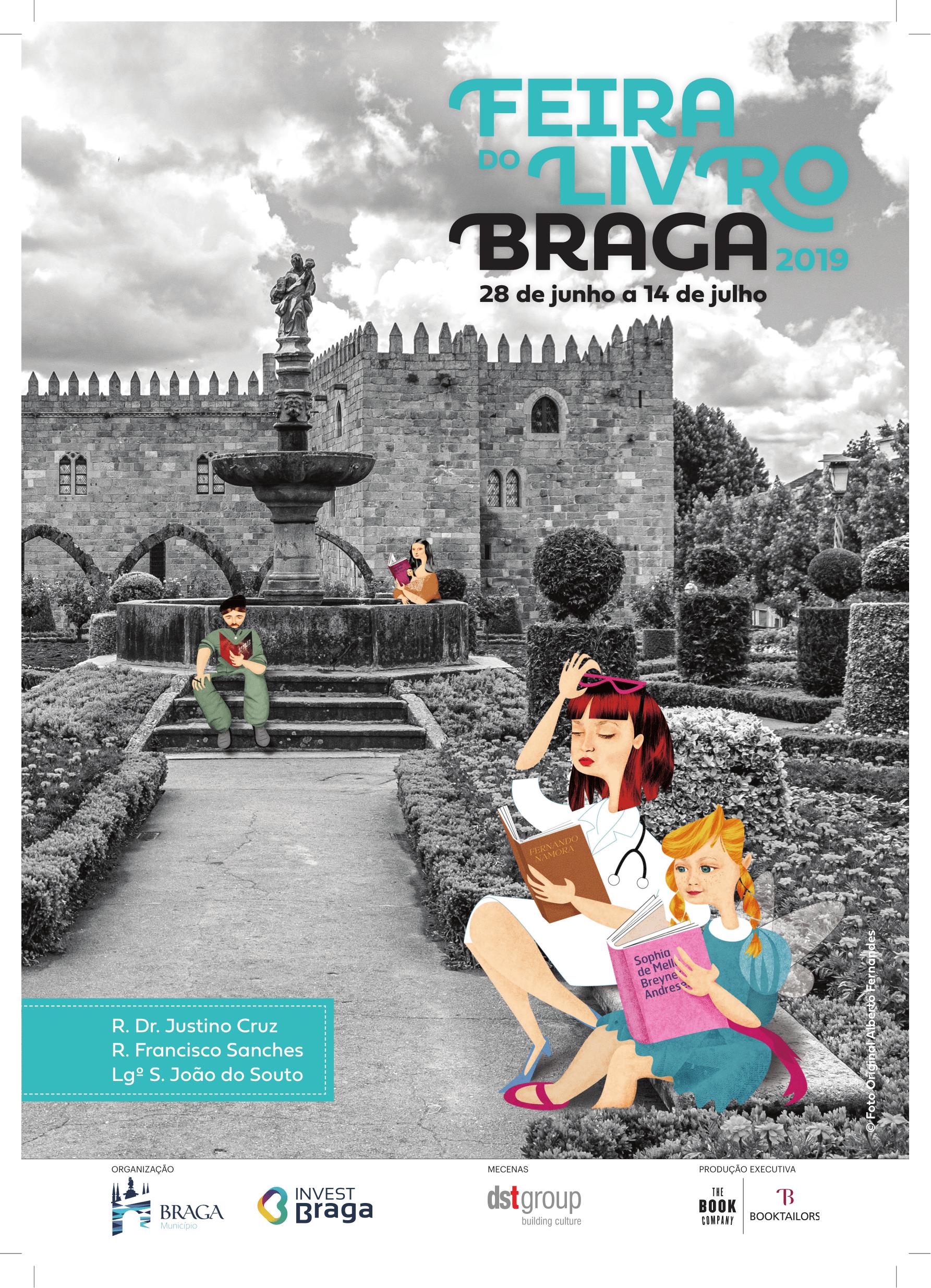 CECS in the Feira do Livro de Braga'2019