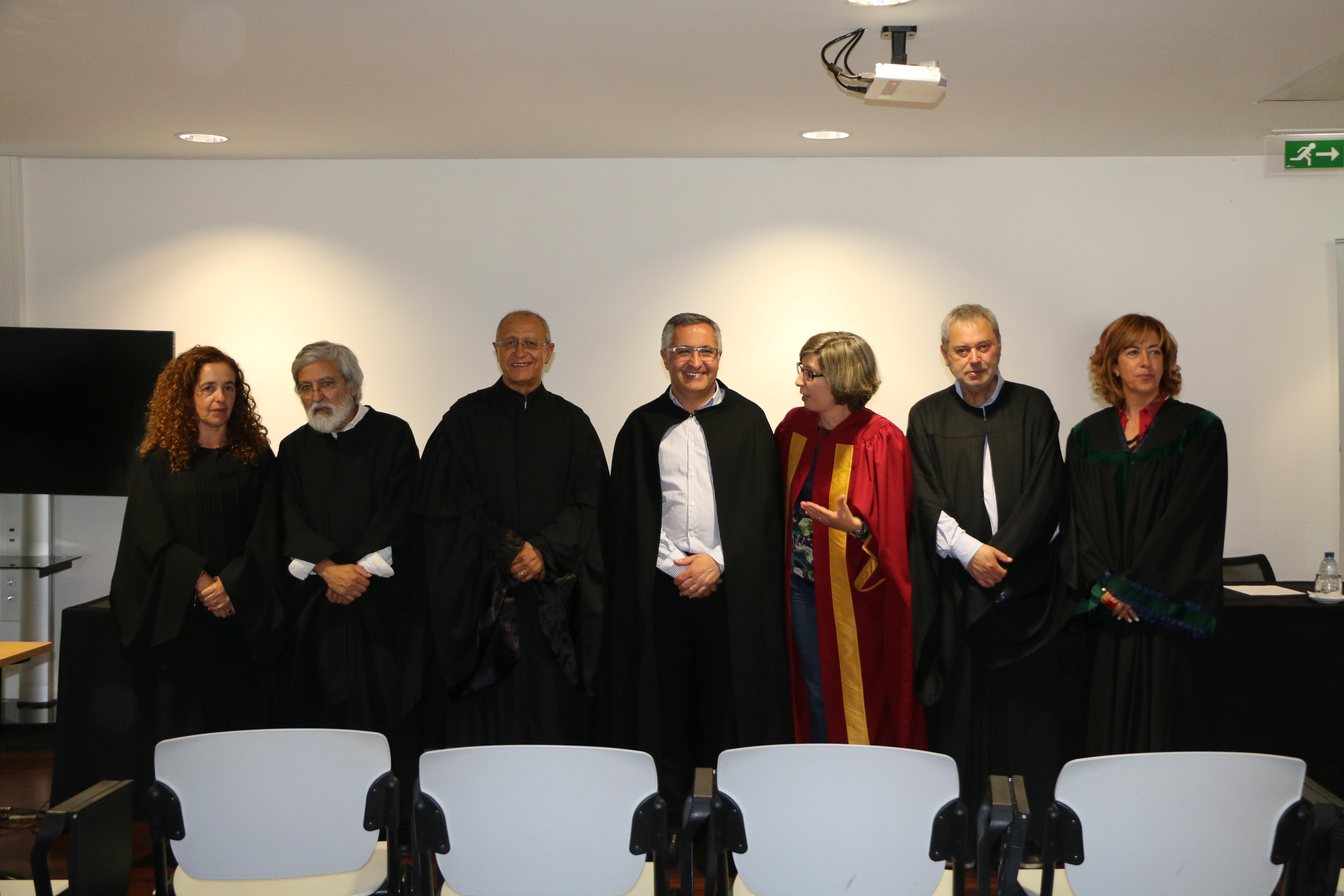 Manuel da Costa: new PhD in Cultural Studies