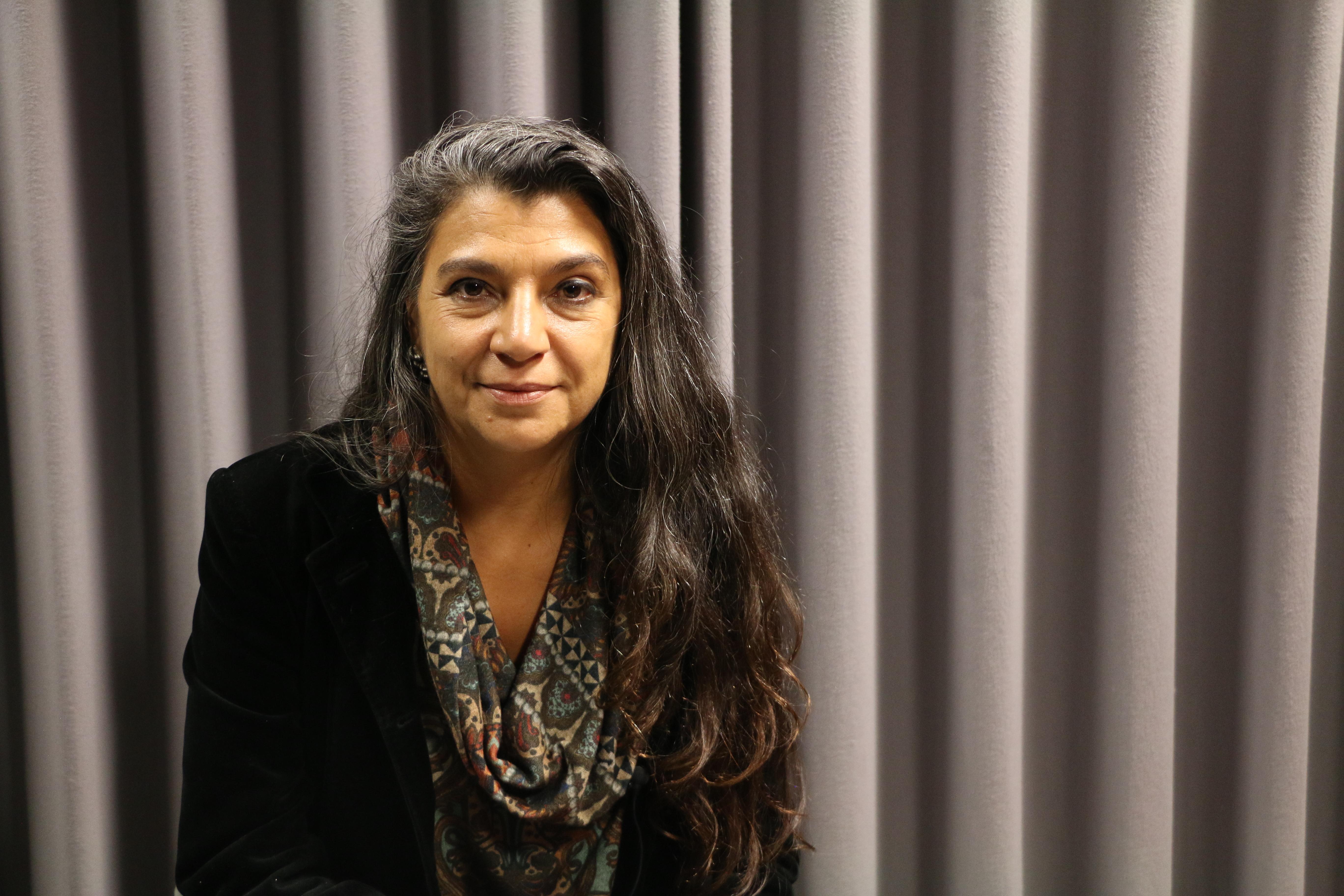 InOutScience with Patrícia Dorneles