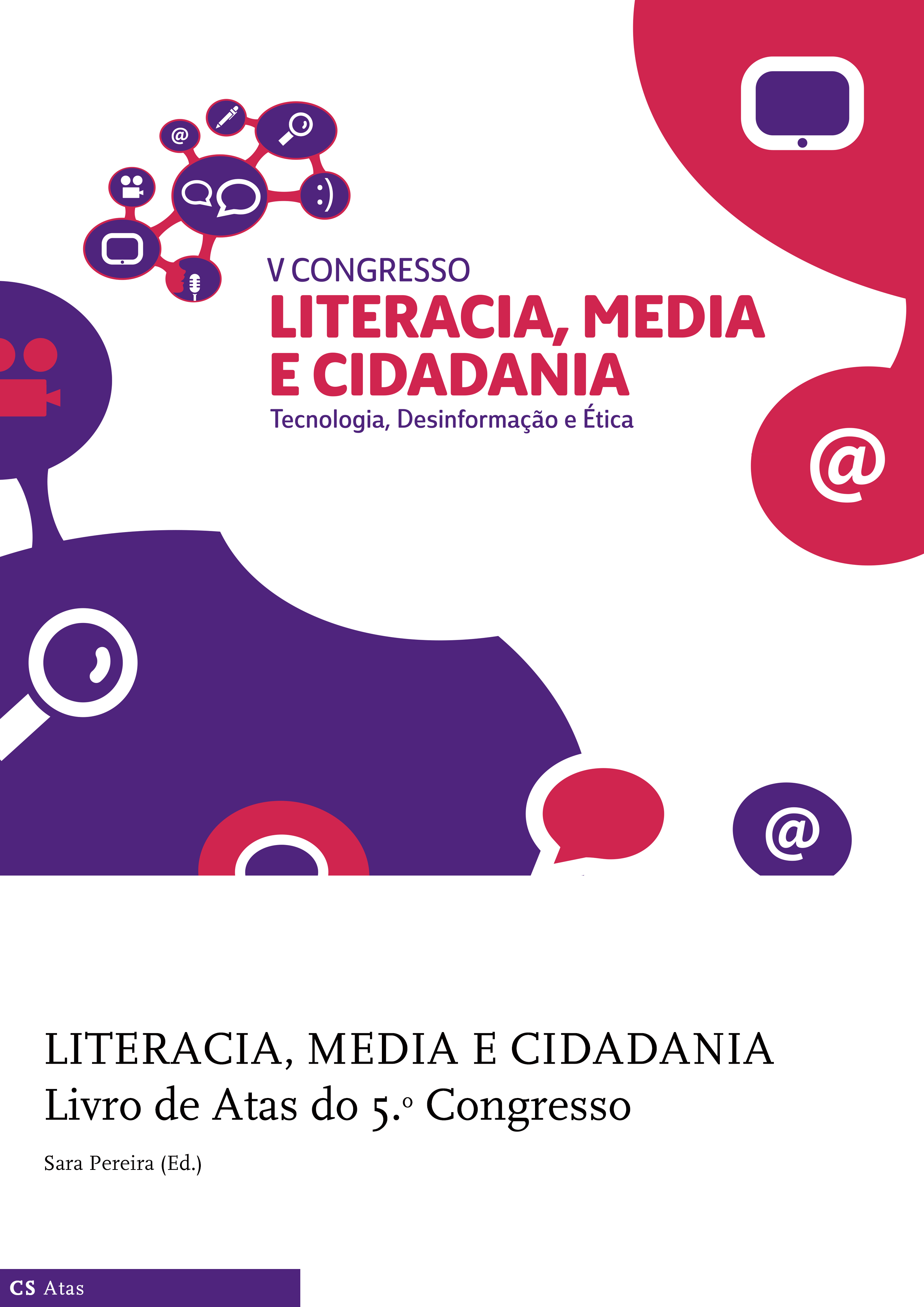 The conference proceedings of the 5th Congress Literacy, Media and Citizenship published