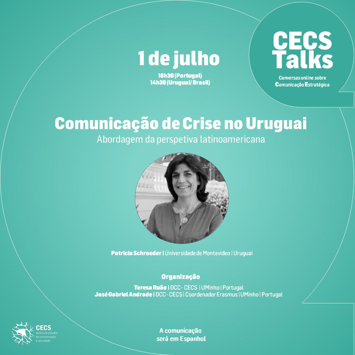 CECS Talks with Patricia Schroeder