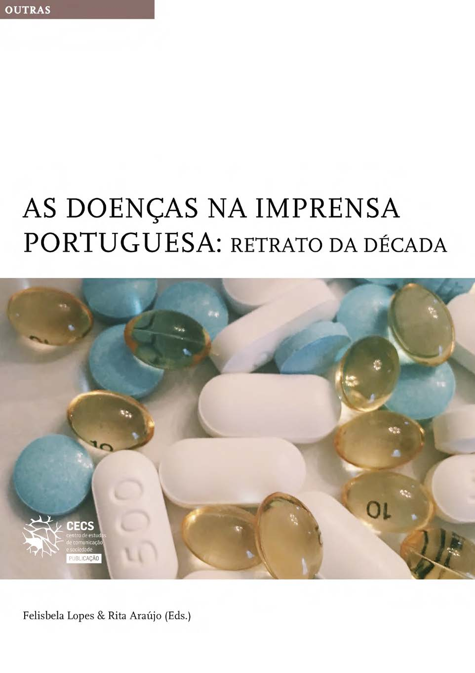"New CECS publication: ""Diseases in the Portuguese press: portrait of the decade"""