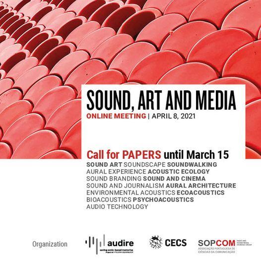 "Encontro ""SOUND, ART AND MEDIA"""