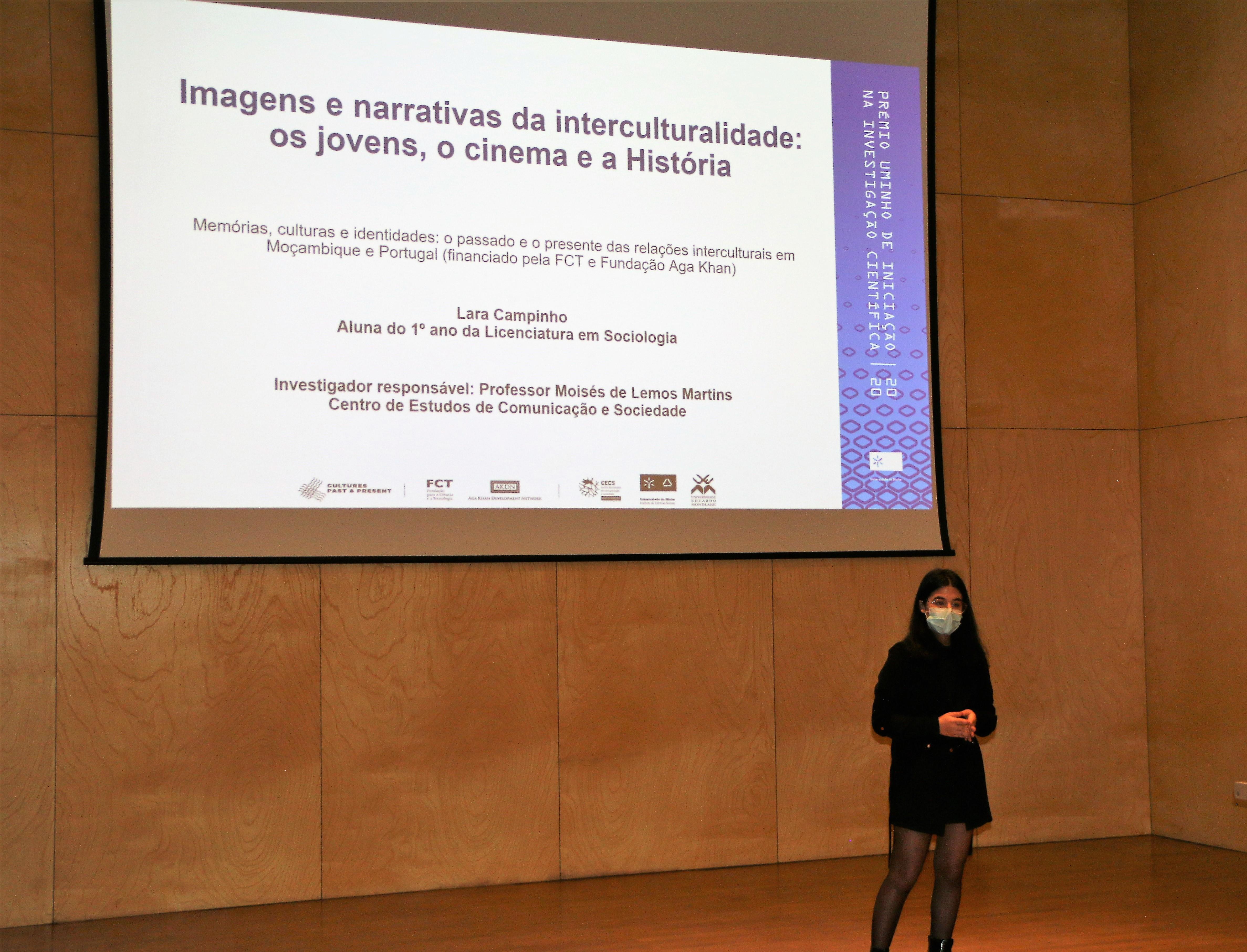 Projeto vinculado ao Cultures Past & Present é finalista do Prémio UMinho de Iniciação na Investigação Científica – 2020