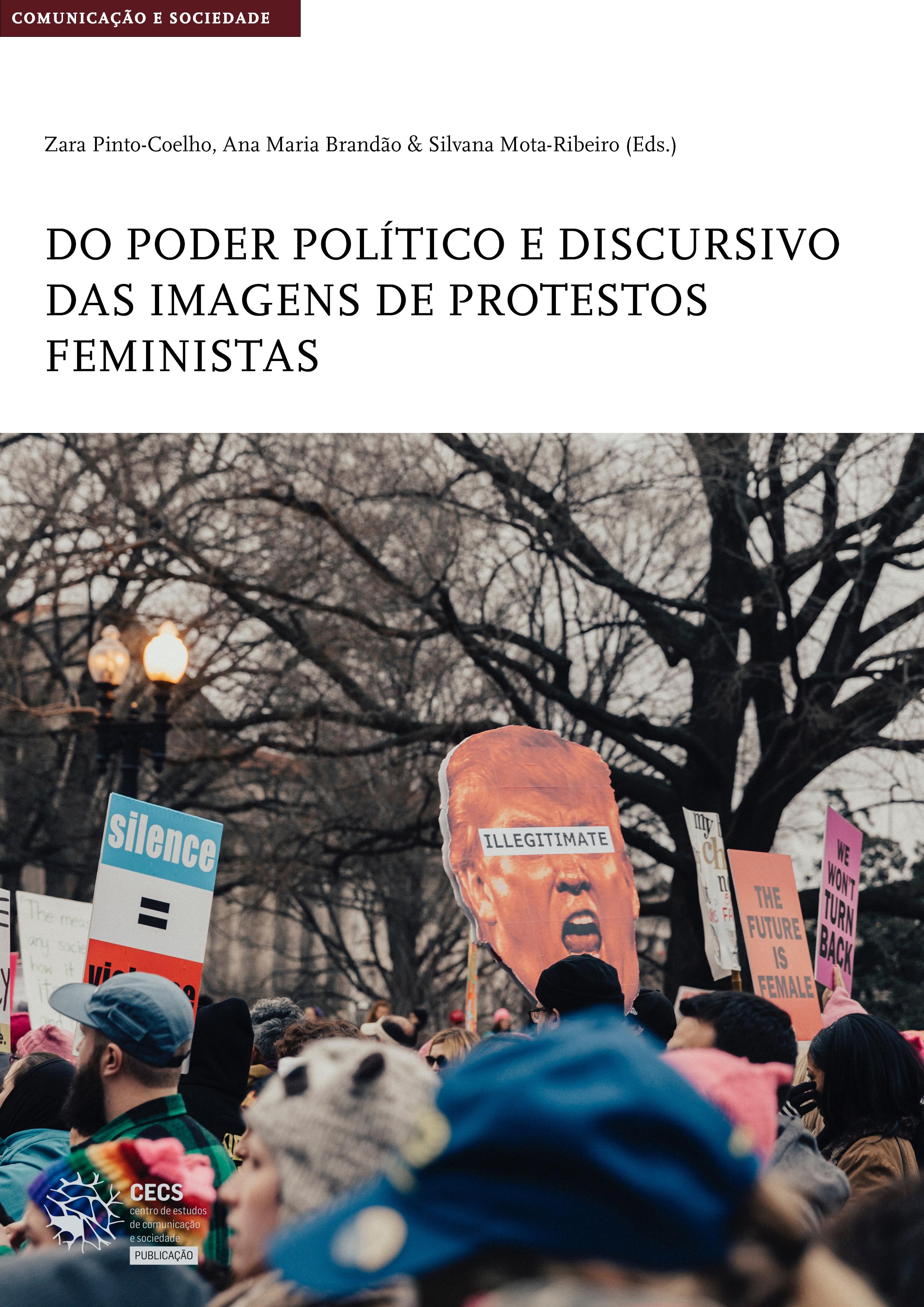 Nova publicação sobre o poder político e discursivo das imagens de protestos feministas