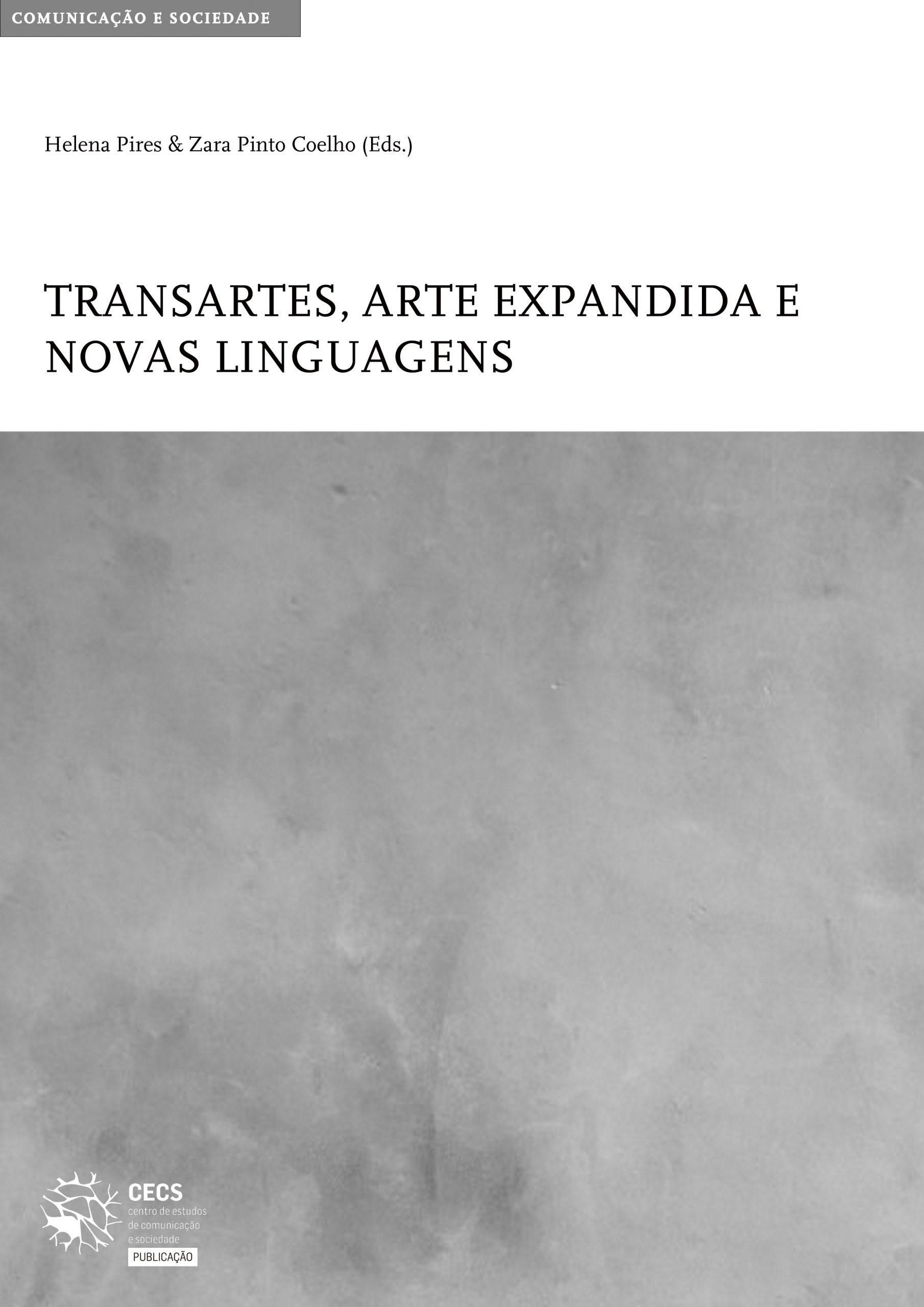 """Nova publicação: """"Transartes, arte expandida e novas linguagens"""""""