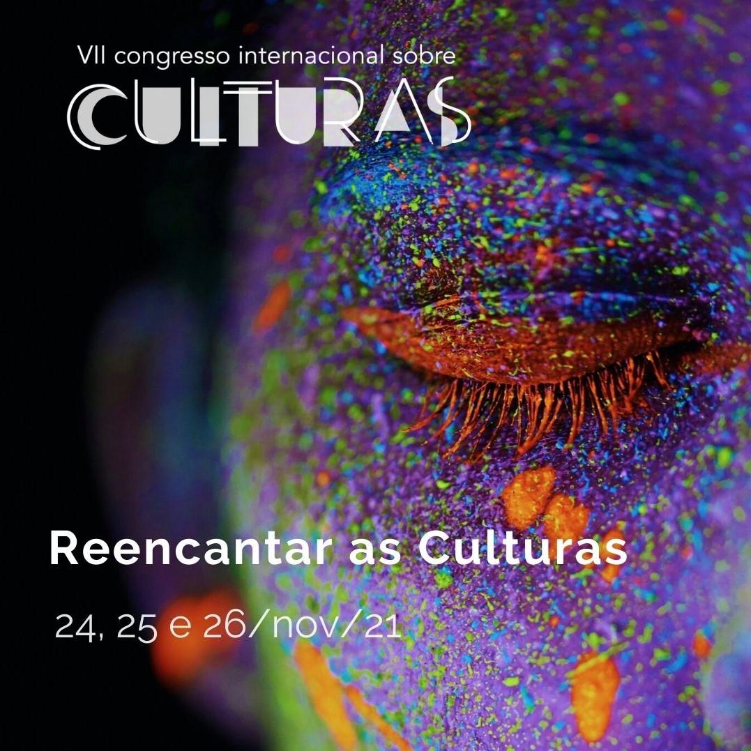 Chamada de trabalhos para o VII Congresso Internacional sobre Culturas